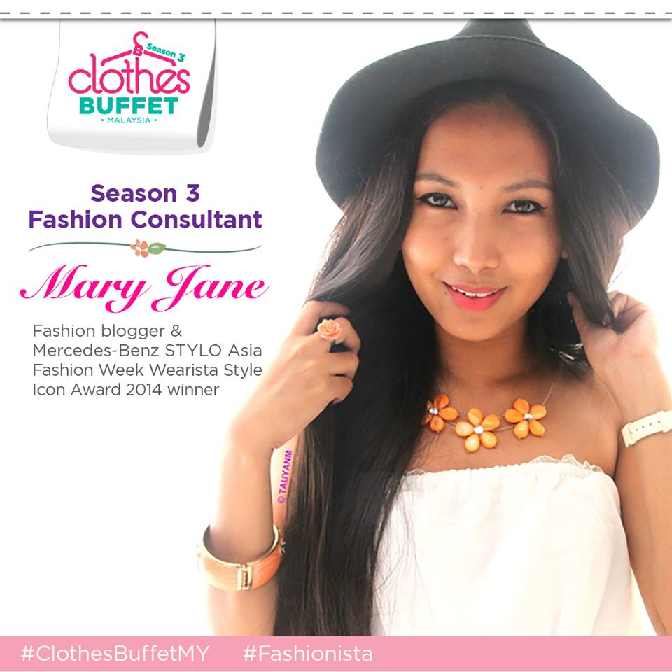 clothes buffet fashion consultant