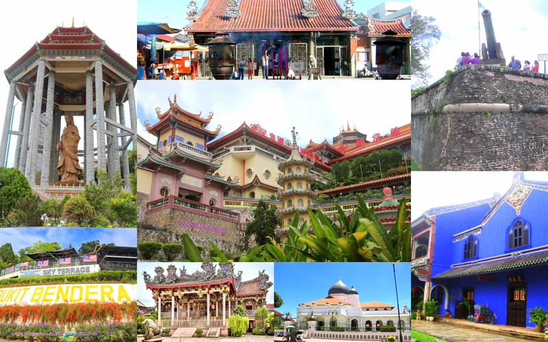 7 Best Places To Visit In Penang Fashion Travels