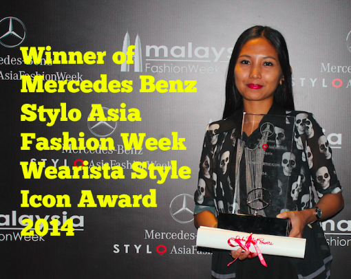 style icon malaysia fashion week mercedes benz fashion week