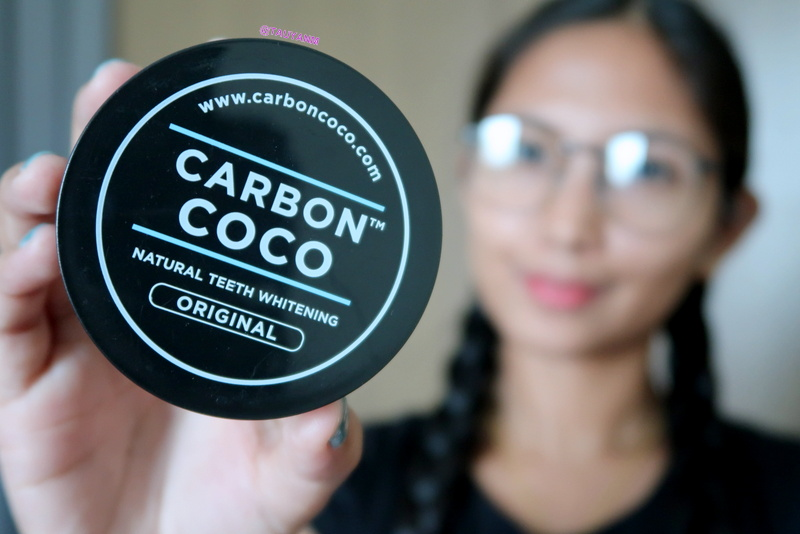 carbon coco teeth whitening instructions